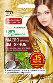 Fito Kosmetik Hair Mask Folk Recipes With Tar Oil 20ml