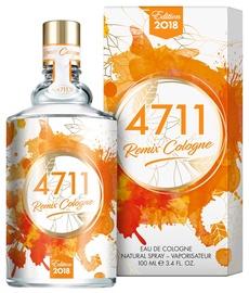 4711 Remix Cologne Orange 100ml EDC Unisex Limited Edition