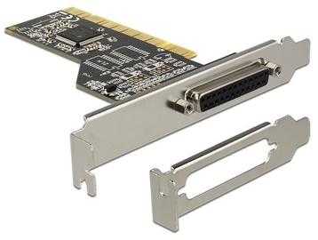 Delock PCI Card 1 x Parallel