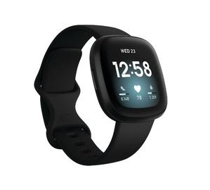 Išmanusis laikrodis Fitbit VERSA 3, juoda