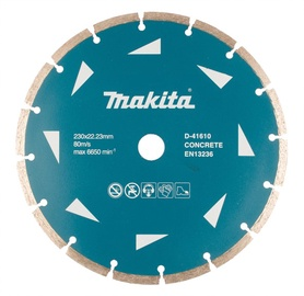 DIMANTA RIPA 230MM BETONAM/AKMENIM (MAKITA)