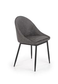 Стул для столовой Halmar K406, серый