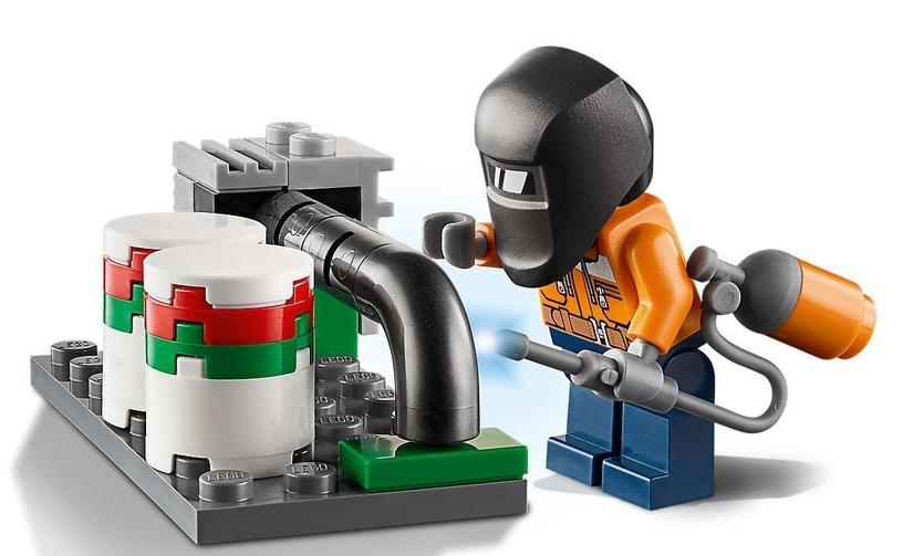 Konstruktorius LEGO® City 60248 Ugniagesių sraigtasparnio iškvietimas