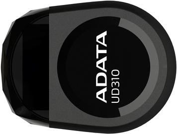 USB atmintinė ADATA DashDrive UD310 Black, USB 2.0, 64 GB