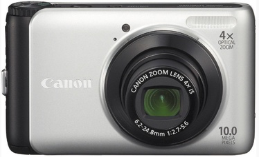 Canon PowerShot A3000 IS Digital Camera Silver