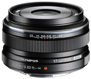 Olympus 17mm F1.8 M.Zuiko Digital Black