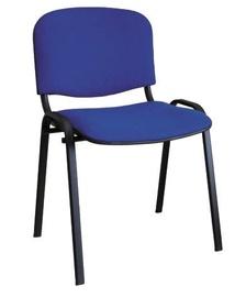 Lankytojų kėdė Signal Meble Iso Blue, 1 vnt.