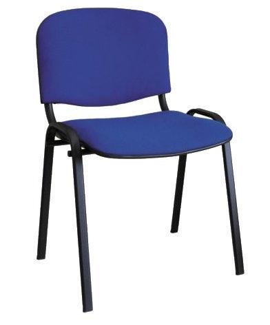 Apmeklētāju krēsls Signal Meble Iso Blue, 1 gab.
