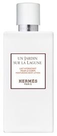 Kūno losjonas Hermes Un Jardin Sur La Lagune Moisturizing, 200 ml
