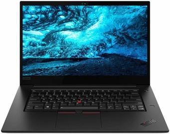 Lenovo ThinkPad X1 Extreme Gen2 Black 20QV001CPB PL