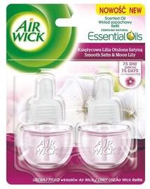 Освежитель воздуха Air Wick Moon Lilly Double Refill, 2x19 мл