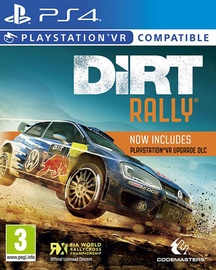 DiRT Rally PS4/VR