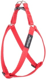 Bikšturis Amiplay Basic, sarkana, 300 - 550 mm x 15 mm