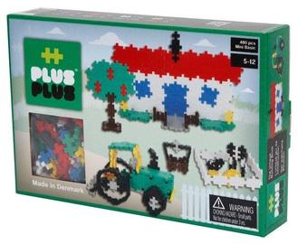 Plus-Plus Constructor Mini Farm Art.3742 480pcs