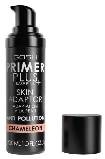 Makiažo pagrindas Gosh Primer Plus+ Skin Adaptor, 30 ml
