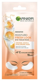Garnier Skin Naturals Moisture Fresh Look Eye Tissue Mask 1pcs