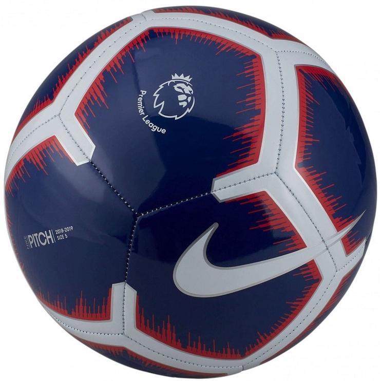 Nike Premier League Pitch Ball Navy Blue Size 5