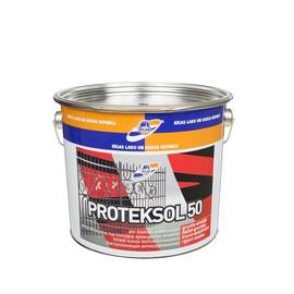 Grunts-emalja Rilak Proteksol-50, 2.7 l, melna