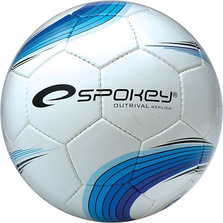 Spokey Football Outrival Replica White/Blue