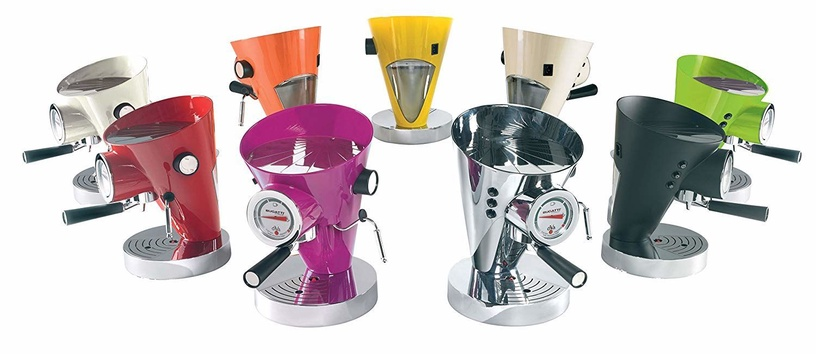 Bugatti Diva Espresso Coffee Machine 15-DIVAC Cream