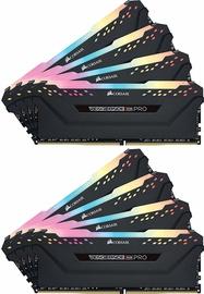 Corsair Vengeance RGB Pro Black 128GB 2933MHz CL16 KIT OF 8 CMW128GX4M8Z2933C16