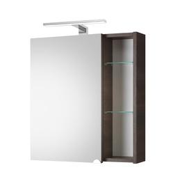 Vonios spintelė su veidrodžiu Riva SV60-11 Rigoletto Dark