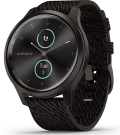 Garmin Vivomove 3 Style 42mm Nylon Graphite Black