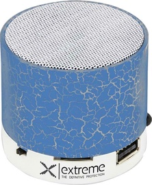 Belaidė kolonėlė Esperanza XP101 Flash Bluetooth Speaker Blue