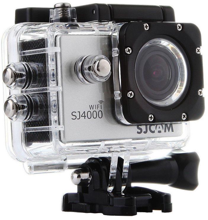 SJCam SJ4000 Wi-Fi Silver