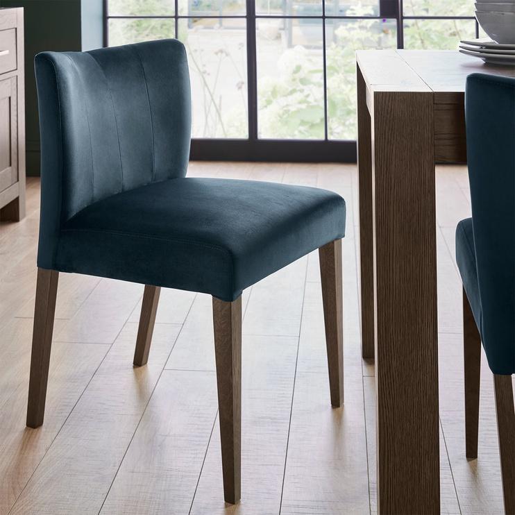 Home4you Chair Turin 11301 Dark Blue