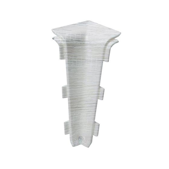 Угол плинтуса Salag Internal Corner Grey LYTW02