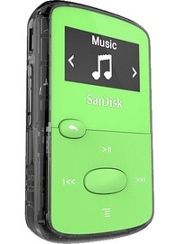SanDisk Clip Jam 8GB Green