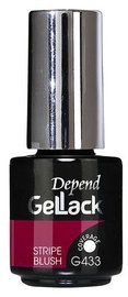 Depend GelLack Stripe Blush 5ml