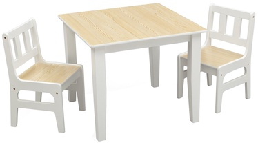 Delta Children Table And Chair Set Natural
