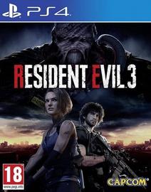 Игра для PlayStation 4 (PS4) Resident Evil 3 PS4