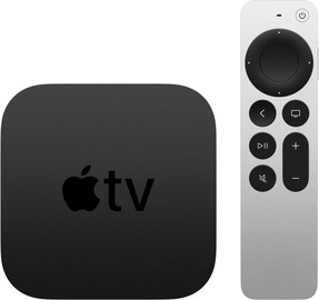 Multimeediapleier Apple TV 4K 64GB 2nd Gen, Apple Lightning, must