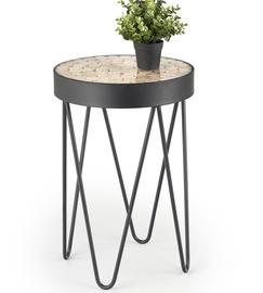 Kavos staliukas Halmar Naturo, 410x410x590 mm