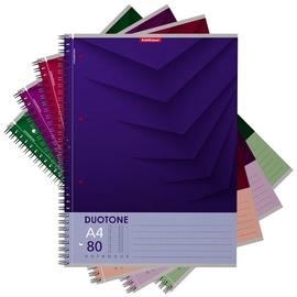ErichKrause Wirebound Notebook Duotone Next 80 Sheets A4