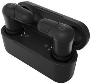 Bezvadu austiņas Xqisit Bluetooth Airpods in-ear, melna