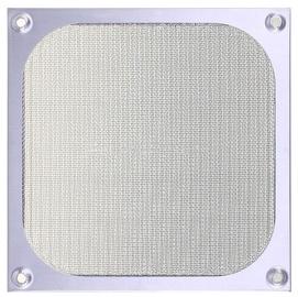 Ohne Hersteller Aluminum Fan Filter 140mm Silver