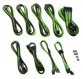 CableMod PRO ModMesh RT-Series Cable Kit Black/Light Green