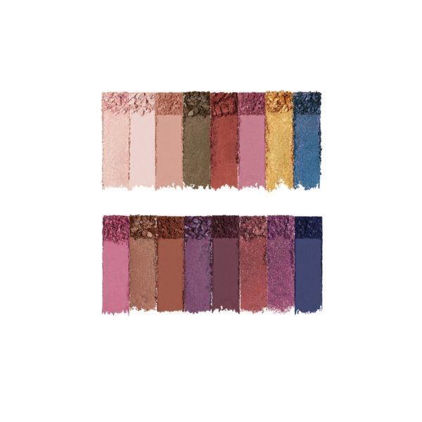 Acu ēnas Milani Gilded Rouge Palette MUIP 03, 9.6 g
