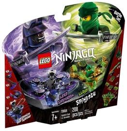 KONSTRUKTOR LEGO NINJAGO 70664