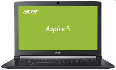 Nešiojamas kompiuteris Acer Aspire 5 A517-51G Black NX.GVQEP.005|20