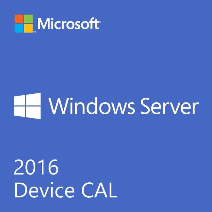 Microsoft DELL Windows Server 2016 Standard Or DC 5 Device CAL