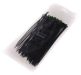 Haupa Cable Tie 3.2x142 Black