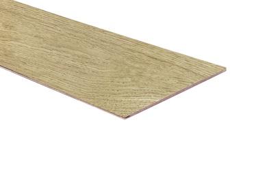 Laminuotos medienos plaušų dailylentės Standart Oak Safari, 2.6x0.148 m, 5.5 mm