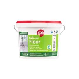 Põrandavärv Floor A-valge 2,7l