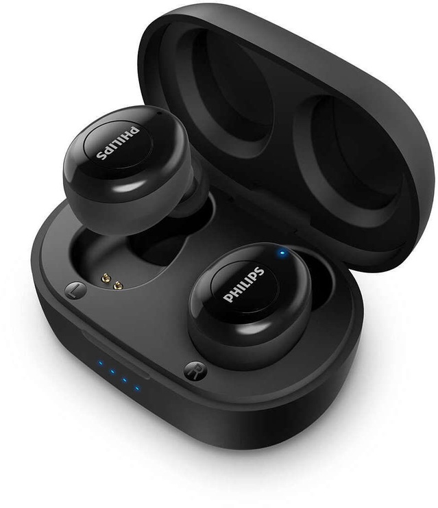 Belaidės ausinės Philips TAT2205 TWS In-Ear Black