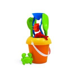 Smilšu kastes rotaļlietu komplekts Adriatic 430, daudzkrāsains/